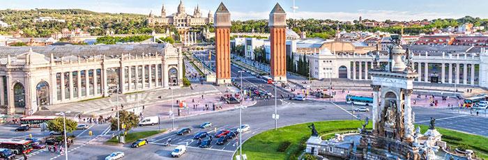NOVA GODINA 2017  BARCELONA